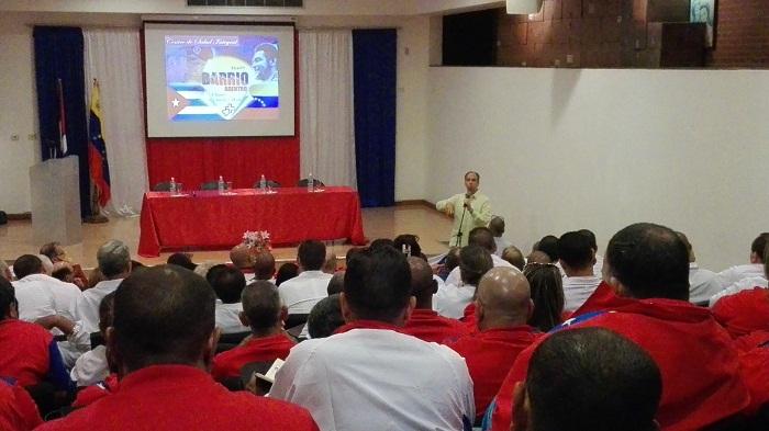 Cuba y Venezuela, unidas por la Solidaridad