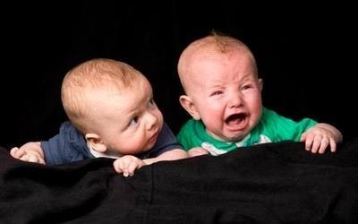 Los bebés pueden reconocer las emociones de otros bebés