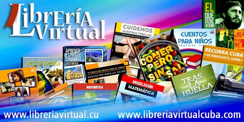 Presenta CITMATEL nueva librería digital (+Audio y Fotos)
