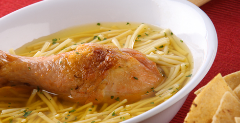La Receta de Hoy: �Caldo de pollo!