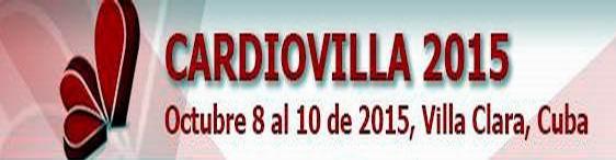 CardioVilla 2015 en Villa Clara