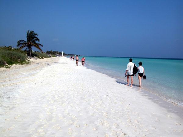 Preserva Centro de Ecosistemas de Cayo Coco zonas costeras de Cuba
