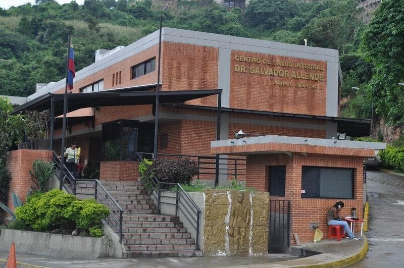 Centro M�dico Integral �Salvador Allende� al servicio de todos los venezolanos (+ Audio)