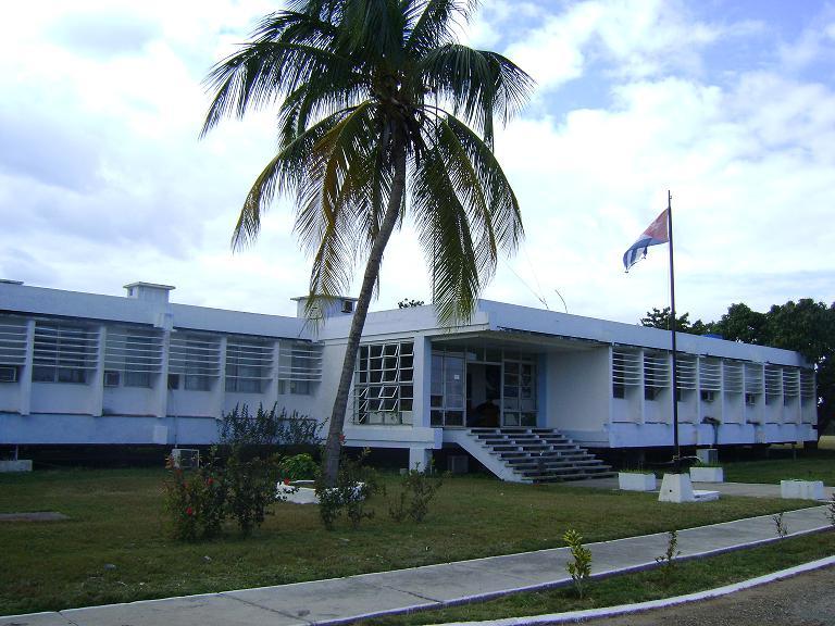 Centro de Investigación de Estudios Ambientales. Foto: Mireya Ojeda