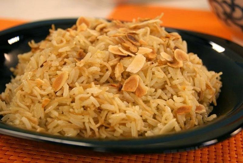 Sí, arroz con maní