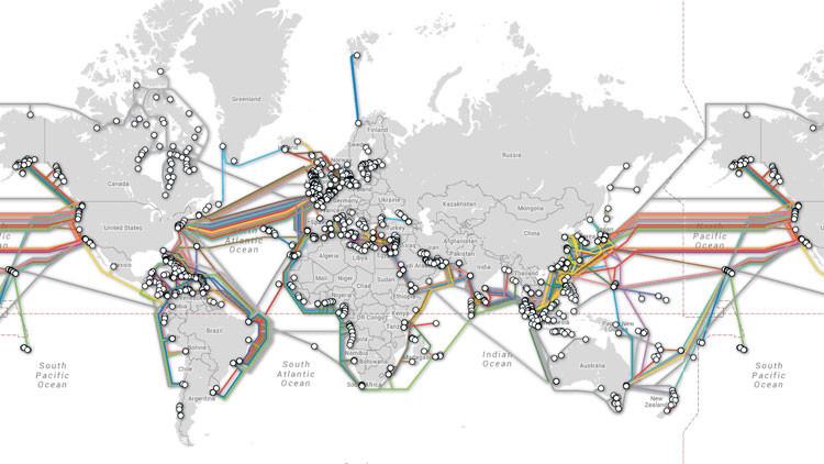 Los cables de internet pueden avisar de terremotos