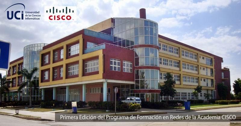 Primera Academia Cisco en Cuba