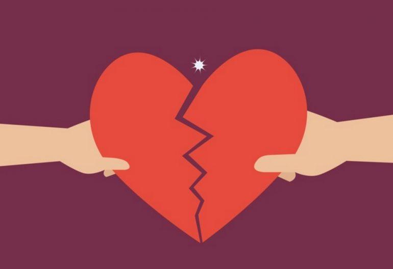 Cómo lidiar con los corazones rotos… desde la ciencia