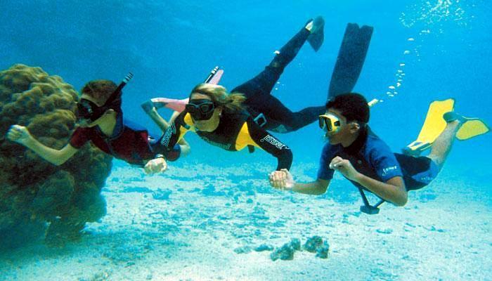 Proponen en Cuba lugares de buceo este verano