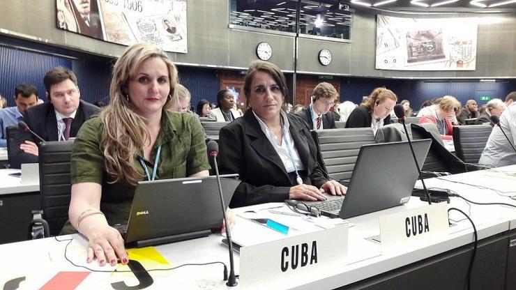Cuba en el Consejo de la Unión Internacional de Telecomunicaciones