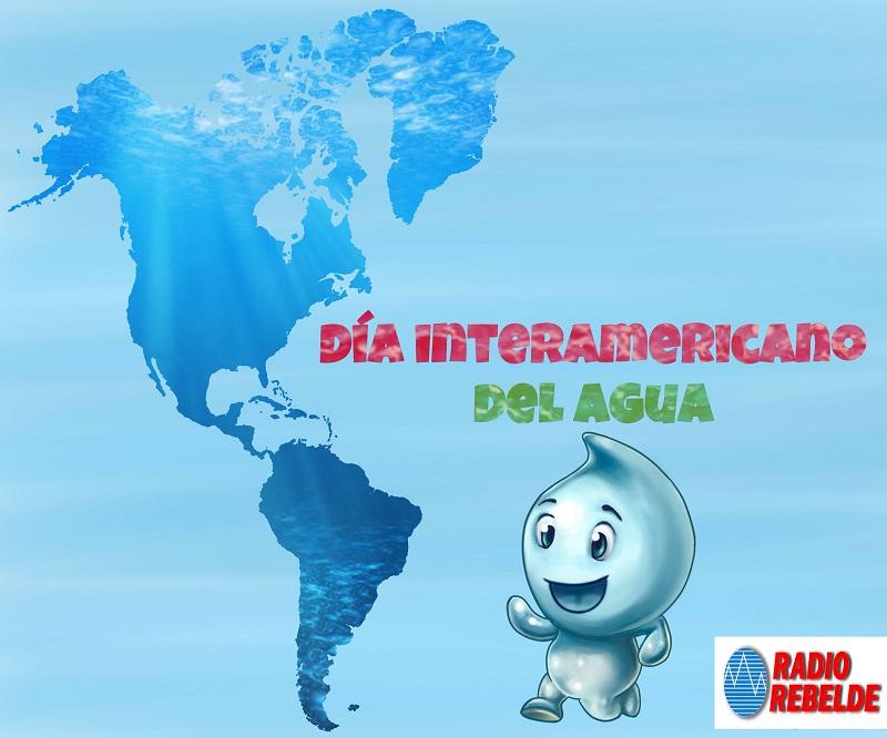 Cuba celebrará el Día Interamericano del Agua