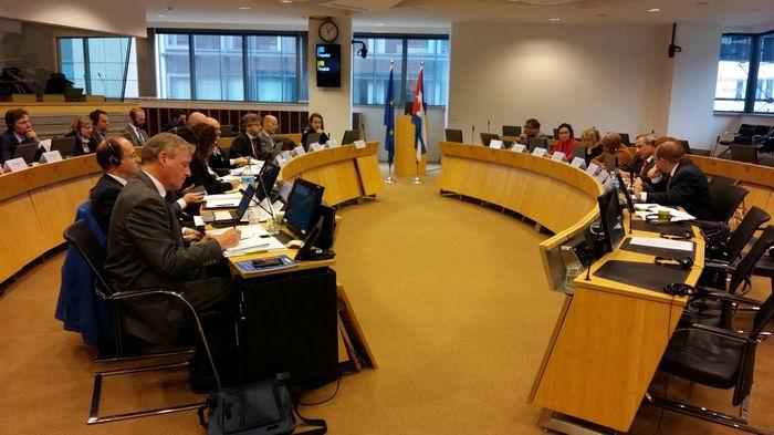 Dialogan Cuba y la UE sobre Medidas Coercitivas Unilaterales