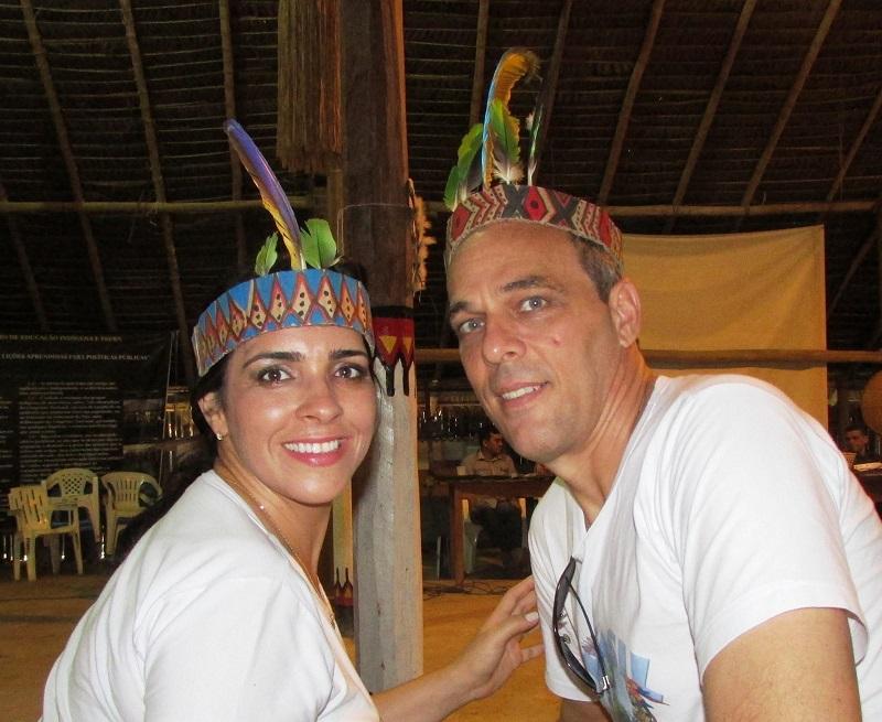 Dr Carlos Alberto: Sua chegada é motivo de muita alegría