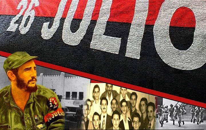 Evocan sucesos del 26 de julio en Bayamo