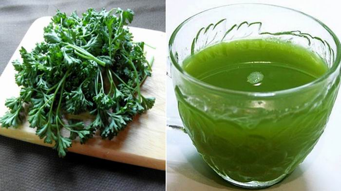 The unlimited Benefit of Parsley for Health