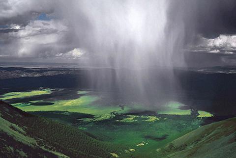 Bienvenida la lluvia de septiembre