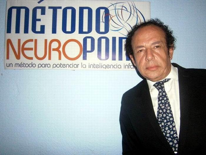 Presidente de la Asociación Mundial de Educación Especial y creador y asesor del método NeuroPoint, el cubano Orlando Terré Camacho