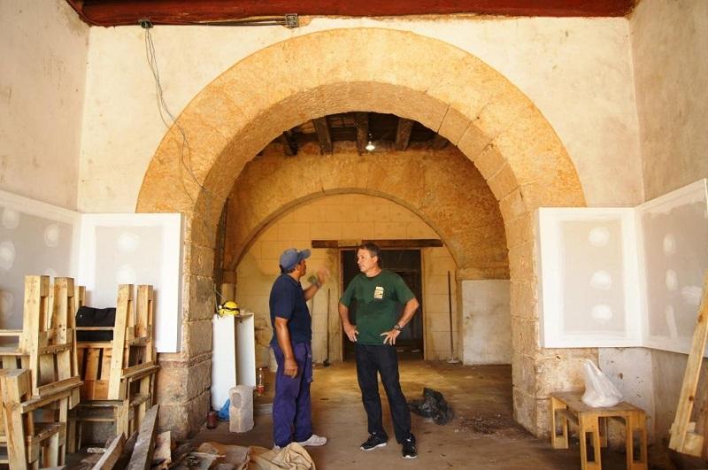 Nueva gruta en Matanzas