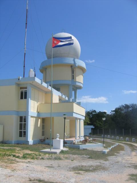 Recupera vitalidad Radar de Punta del Este en la Isla de la Juventud