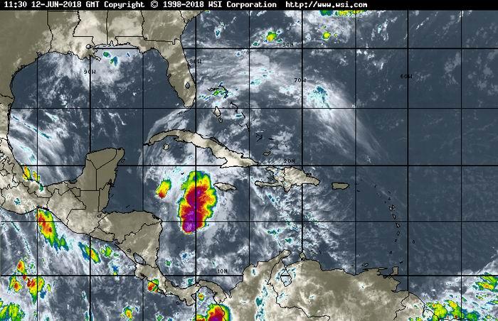 Anuncian alta probabilidad de lluvias en toda Cuba
