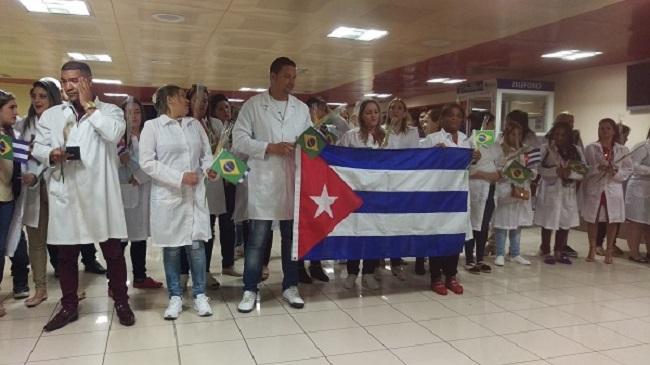 Todos los motivos conducen a Cuba