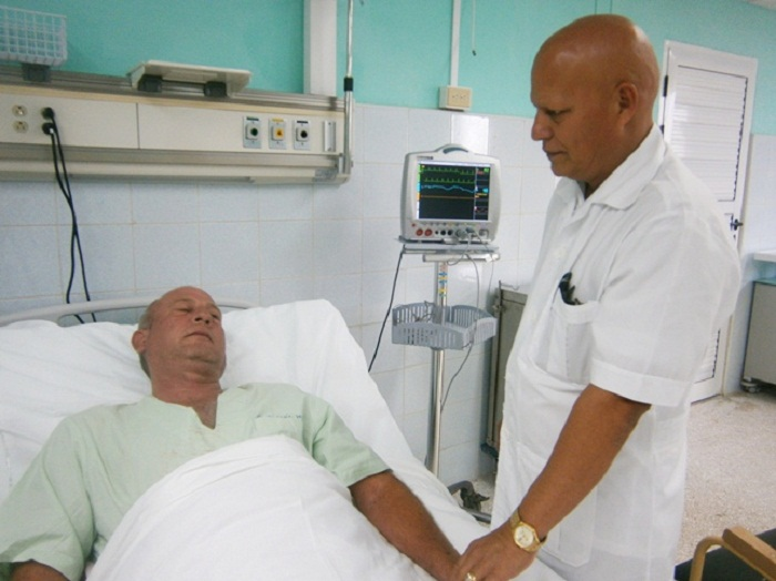 Cardiology services in Cienfuegos are honored
