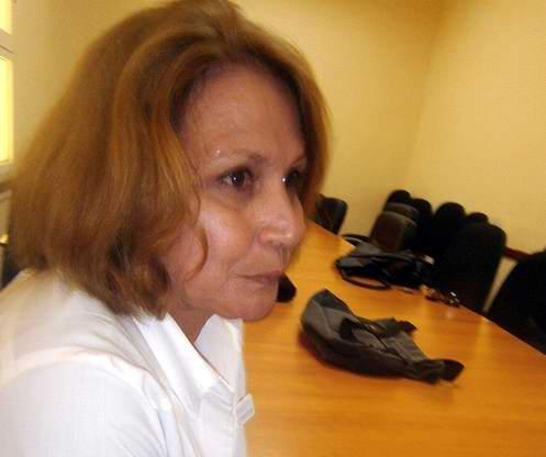 La científica María Casanova fruto de las oportunidades en Cuba. Foto: Mireya Ojeda