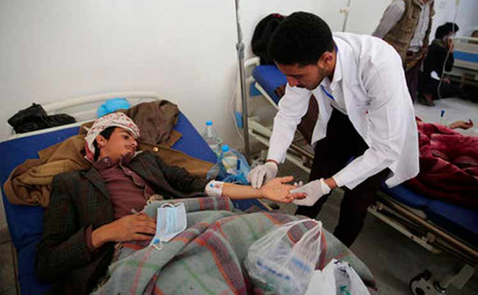 Yemen and the very likely Highest Contemporary Cholera Outbreak