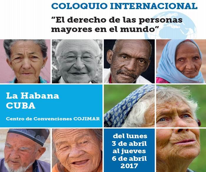 Comienza en Cuba Coloquio Internacional de Gerontología