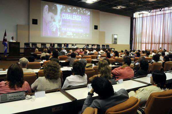 Reconocen ejemplo de Cuba en la alergolog�a