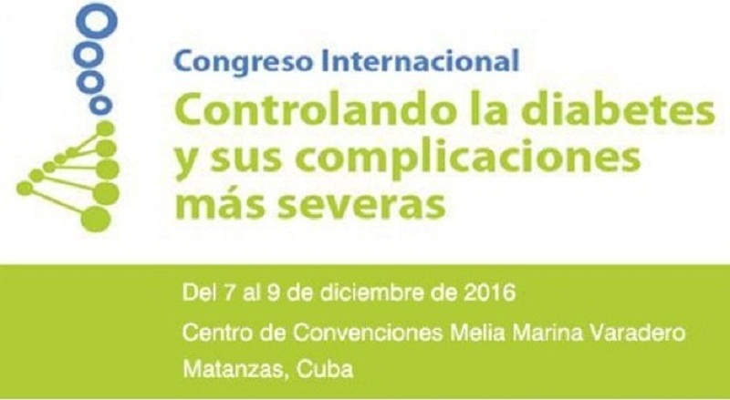 Inauguran IV Congreso Internacional sobre Diabetes