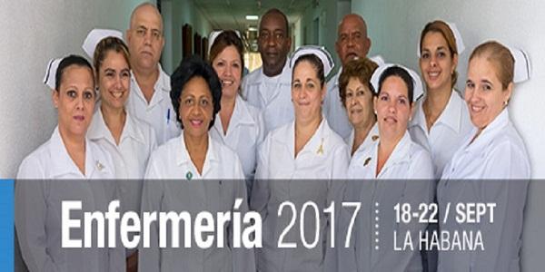 Sesionará XVII Congreso de la Sociedad Cubana de Enfermería