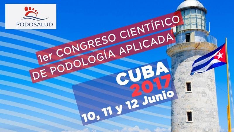 Sesiona I Congreso Científico de Podología Aplicada (+Audio)