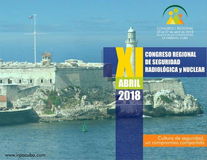 La Habana: capital de la Seguridad Radiológica y Nuclear en Iberoamérica