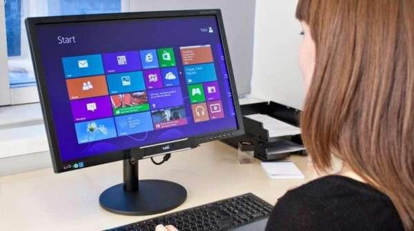 ¿Será posible controlar el ordenador con la mirada?