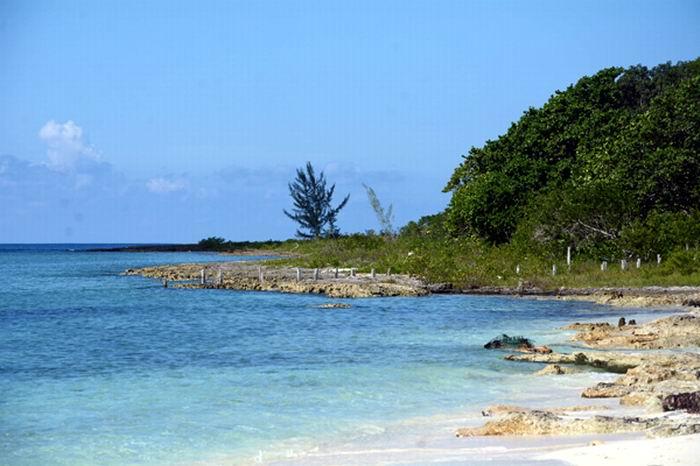 Costa Isla de la Juventud. Foto: Oscar Alfonso