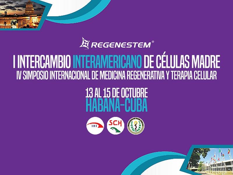 Debatirán en La Habana sobre células madre, medicina regenerativa y terapia celular (+Audio)