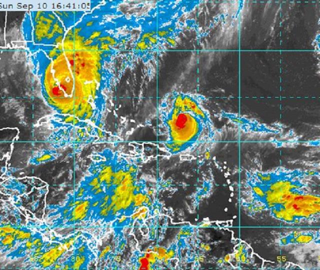 Aviso de ciclón tropical No. 39 sobre huracán Irma