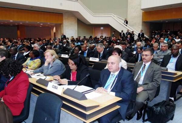 Delegaci�n cubana cumple intenso programa de trabajo en Suiza