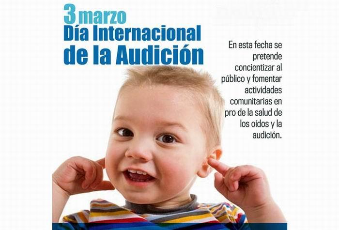 Día Mundial de la Audición