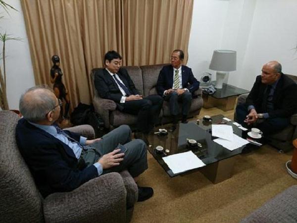 Reafirman Cuba y Japón interés por cooperación biotecnológica y farmacéutica