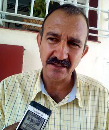 El Dr. Reinol Delfín García Moreiro, Director Provincial de Salud en La Habana. Foto: Carlos Serpa Maceira
