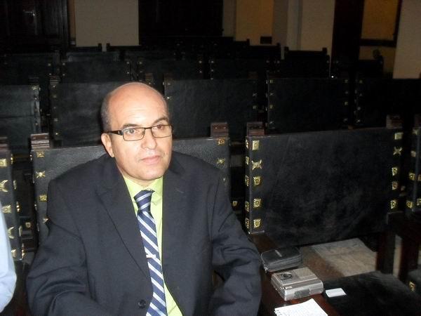 Doctor Juan Jesús Llibre Rodríguez de la Facultad Finlay- Albarrán, de la Universidad Médica de la Habana . Foto: Teresa Valenzuela