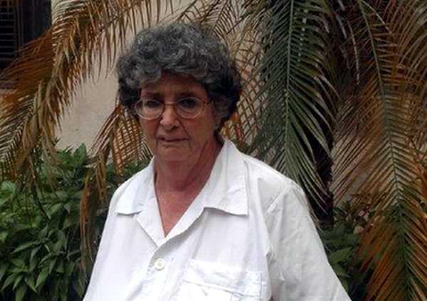 Rosalina, una bi�loga cubana de excelencia