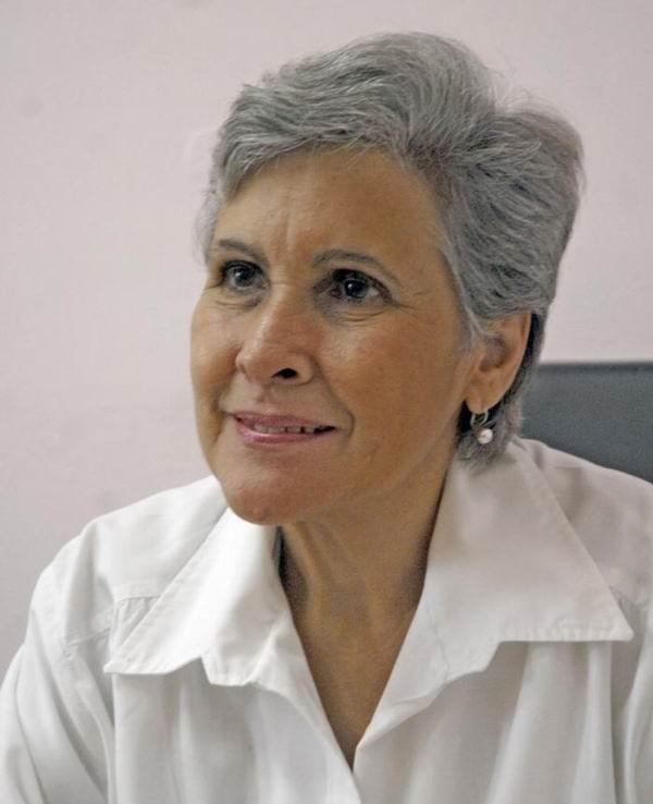 Presidenta del comité organizador de Pediatría 2018, la doctora Gladys Abreu Suárez. Foto: Ismael Batista