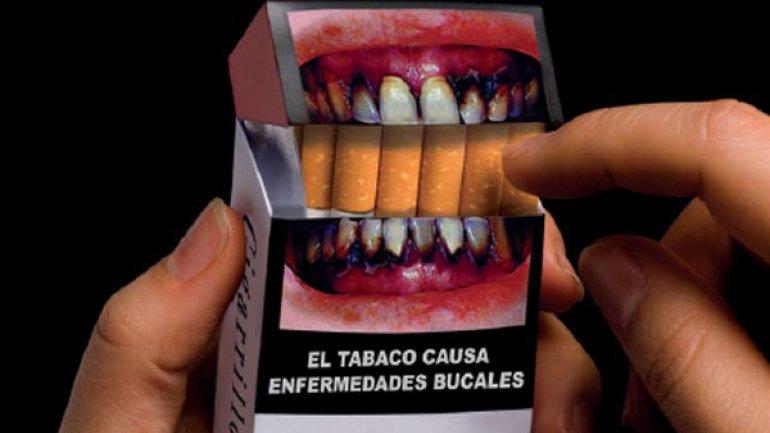 Bacterias bucales a causa del tabaquismo
