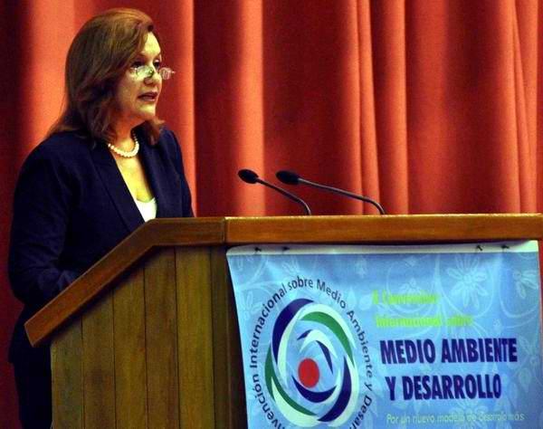 Inauguran X Convención Internacional sobre Medio Ambiente. Foto: Marcelino Vázquez