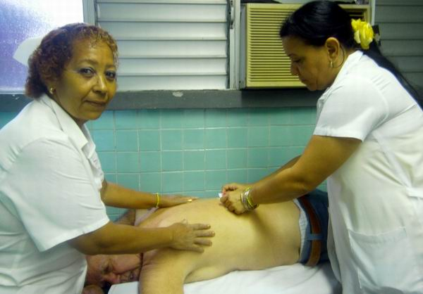 Cienfuegos Province and the Widest Ozone Therapy Service