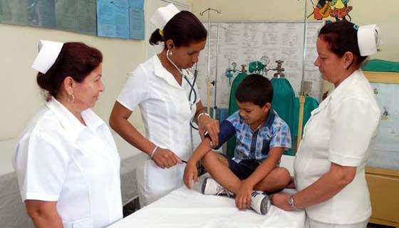 En La Habana Congreso Panamericano de Enfermer�a