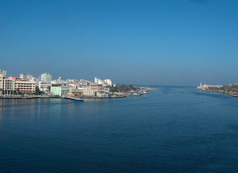 Recreational Options being carried out for the Harbor of Havana